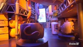 [4K] Trackless Ride - Ratatouille Ride - Disneyland Paris([4K] Ratatouille: The Adventure Ride is a Trackless Ride at Walt Disney Studios Park at Disneyland Paris. So what's your favorite Disney's Trackless Ride?, 2016-09-20T18:54:36.000Z)