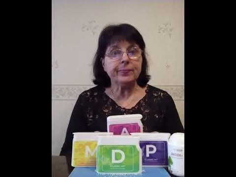 🌱 Фитопрепарат «А» витаминно-антиоксидантный комплекс