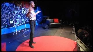 TEDxBratislava - Gert van Der VEEN - My way in the Dutch Mountains