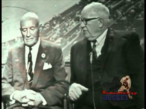 Remembering Hockey: Hockey Hall of Fame, Conn Smythe and Dickie Moore