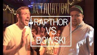 RAPTHOR VS BOWSKI | Don't Flop Rap Battle
