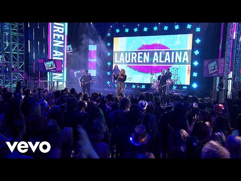 Lauren Alaina - Ladies In The '90s (Live From Dick Clark's New Year's Rockin' Eve 2019)