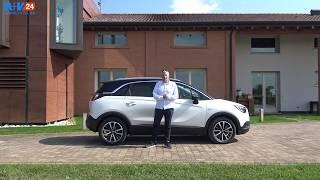 Opel Crossland X Fahrbericht Test Review R+V24 Drive Check