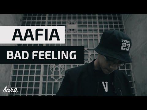 AAFIA - BAD FEELING [mixtape: humorist] (Official Music Video)