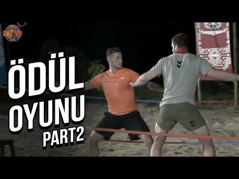 Ödül Oyunu 2.Part | 3.Bölüm | Survivor Türkiye - Yunanistan