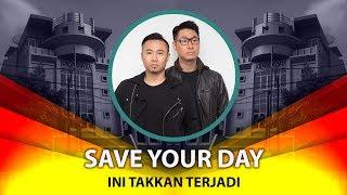 SYD | Save Your Day - Ini Takkan Terjadi (Official Video Lyrics NAGASWARA) #lirik