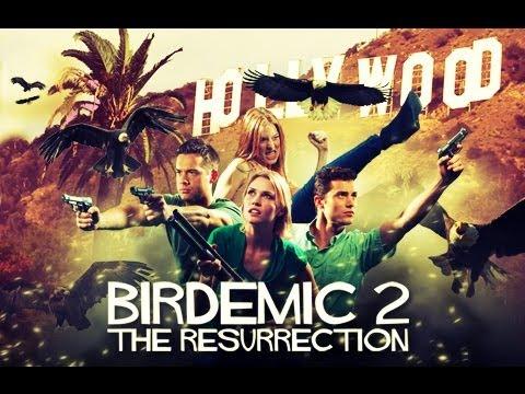 Comic Duo Birdemic 2 The Resurrection