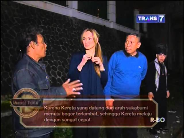Mister Tukul Jalan - Jalan Eps Misteri Terowongan Angker Part 1 - 5 Januari 2014 Travel Video
