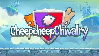 CheepcheepChivalry Android Cheep Game Gameplay ᴴᴰ