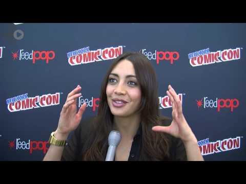 Da Vinci's Demons Witch Carolina Guerra Talks Season 2
