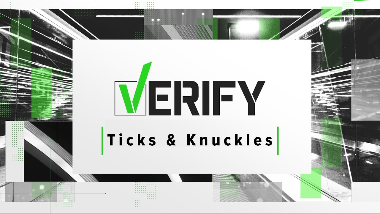 VERIFY: Tick Eggs and Cracking Knuckles