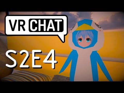 VRChat - PingNews 2   Пингвиньи новости   Сезон 2 Выпуск 4