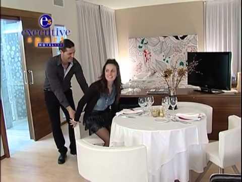 Escapada romántica Deluxe en Hotel SPA Executive Sport