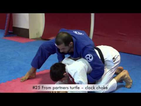 BJJ - Brazilian Jiu Jitsu fundamentals part 1
