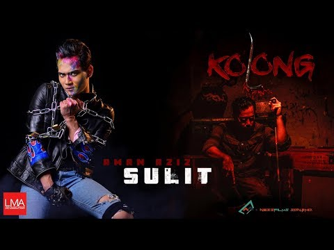 "OST Kolong - ""SULIT"" Aman Aziz (Official Videoclip)"