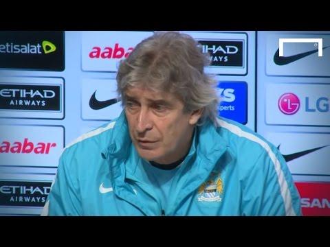 Pellegrini can't see logic in FA Cup scheduling