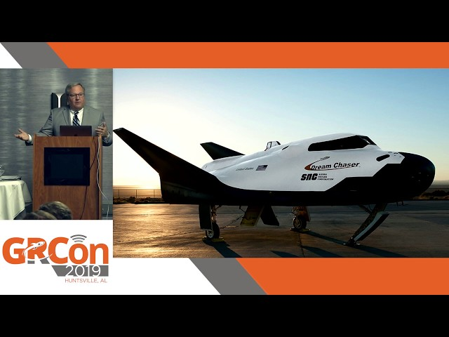 GRCon19 -  Huntsville's Connection to Space by Mike Ward