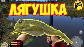 Русская Рыбалка 4 ЛЯГУШКА Комариное озеро Алексей Майоров