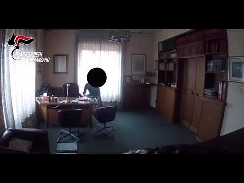 Ruba Nello Studio Di Un Avvocato Di Catanzaro, Arrestato Un Tecnico Informatico