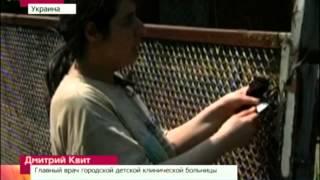 Украинские маугли(Во Львове родители держали детей в четырех стенах на протяжении многих лет. Дети не говорят, не ходят, не..., 2013-07-17T19:26:08.000Z)