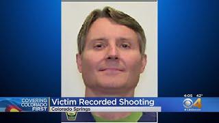 Murder Victim Video Records Own Death
