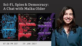 In this video, gautham shenoy and vijayalakshmi harish speak with malka older about the centenal cycle how her personal politics influences work. thi...