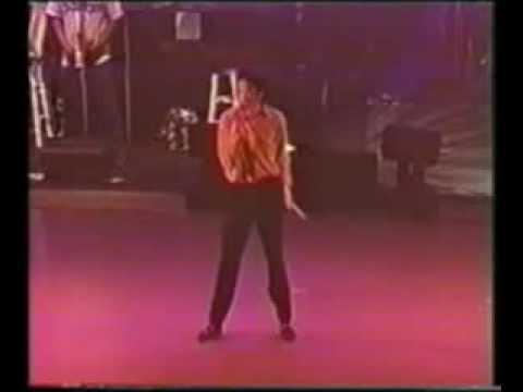 Michael Jackson Billie Jean live, no playback, voz en vivo , rehearsal ,ensayo