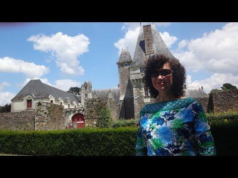 Замки Луары: Гулен | 1 день по Европе на машине семьей | Остановка 2