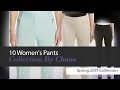10 Women's Pants Collection By Chaus Spring 2017 Collection