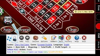 How Deluxe Win at Online Roulette CherryRed Casino in 4 min