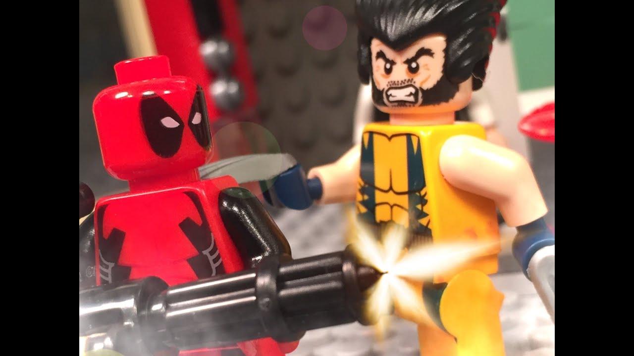 Lego es Juegos Lobezno De Delobezno NnOP0w8XkZ