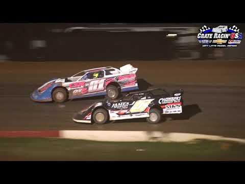 Newsome Raceway Dirt Late Model Series Heat Races 1-4 at Talladega Short Track 1/4/20!