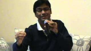 Yadon ki barat nikali hai ya dil ke on karaoke by Sikandar g