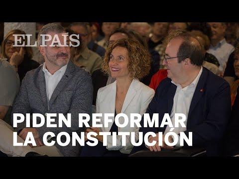 NUEVO GOBIERNO | La ministra BATET afirma que la reforma constitucional es