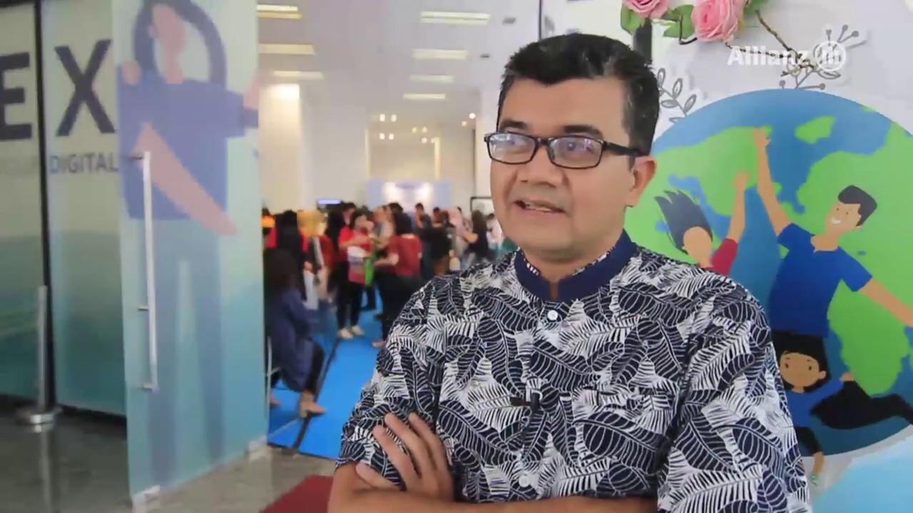 TESTIMONIAL NASABAH ALLIANZ SYARIAH - Reza Indragiri