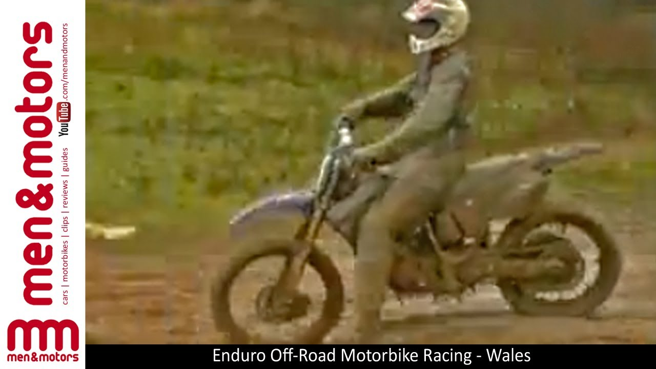 Enduro Off Road Motorbike Racing Wales Youtube