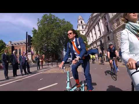 Parliamentary Bike Ride