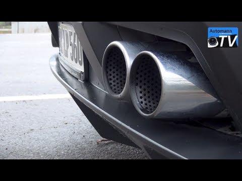 Lamborghini Gallardo LP 560-4 - pure SOUND (1080p)