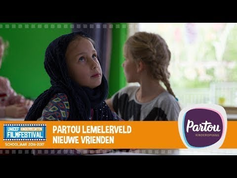 UNICEF Kinderrechten Filmfestival - Partou Lemelerveld - Nieuwe Vrienden