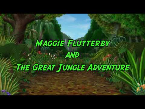 Jenkins Middle School Play - Maggie Flutterby and the Great Jungle Adventure
