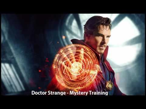 Doctor Strange Soundtrack
