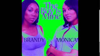 Brandy & Monica - The Boy is Mine (Chopped and Screwed)