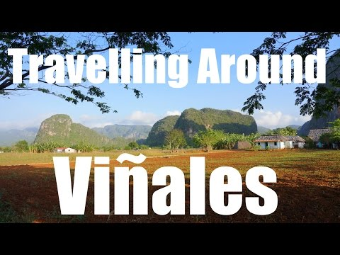 Travelling Around Viñales, Cuba