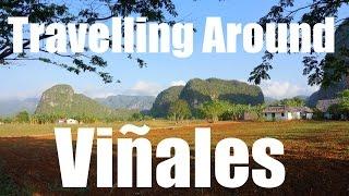 Travelling Around Viñales, Cuba