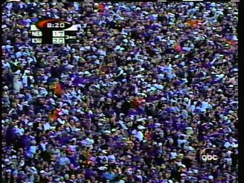 Bishop to McDonald K-State/Nebraska 1998