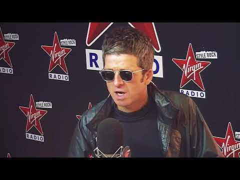 [26 min] Noel Gallagher interviewed by Paola Maugeri | Virgin Radio Italia | Milano 09.11.2017