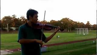 Violin Practice 20130106 Clementi Op.36 No.1 Movement 1 Sonatina Excerpt