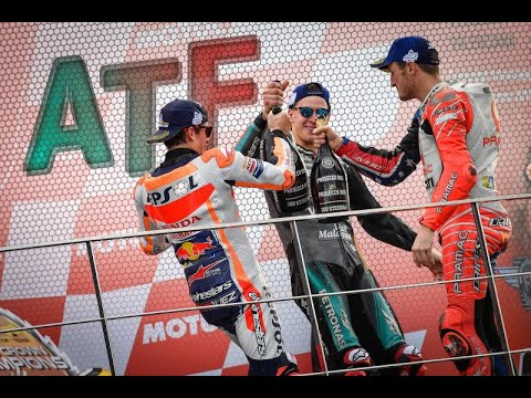 After the Flag   2019 #ValenciaGP: a Honda hat-trick and fond farewell