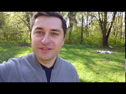 Новини Тернополя 20 хвилин: Тернополянин кличе прибрати парк Загребелля