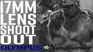 Olympus vs. Voigtlander: 17mm lens shootout ( micro four thirds review )